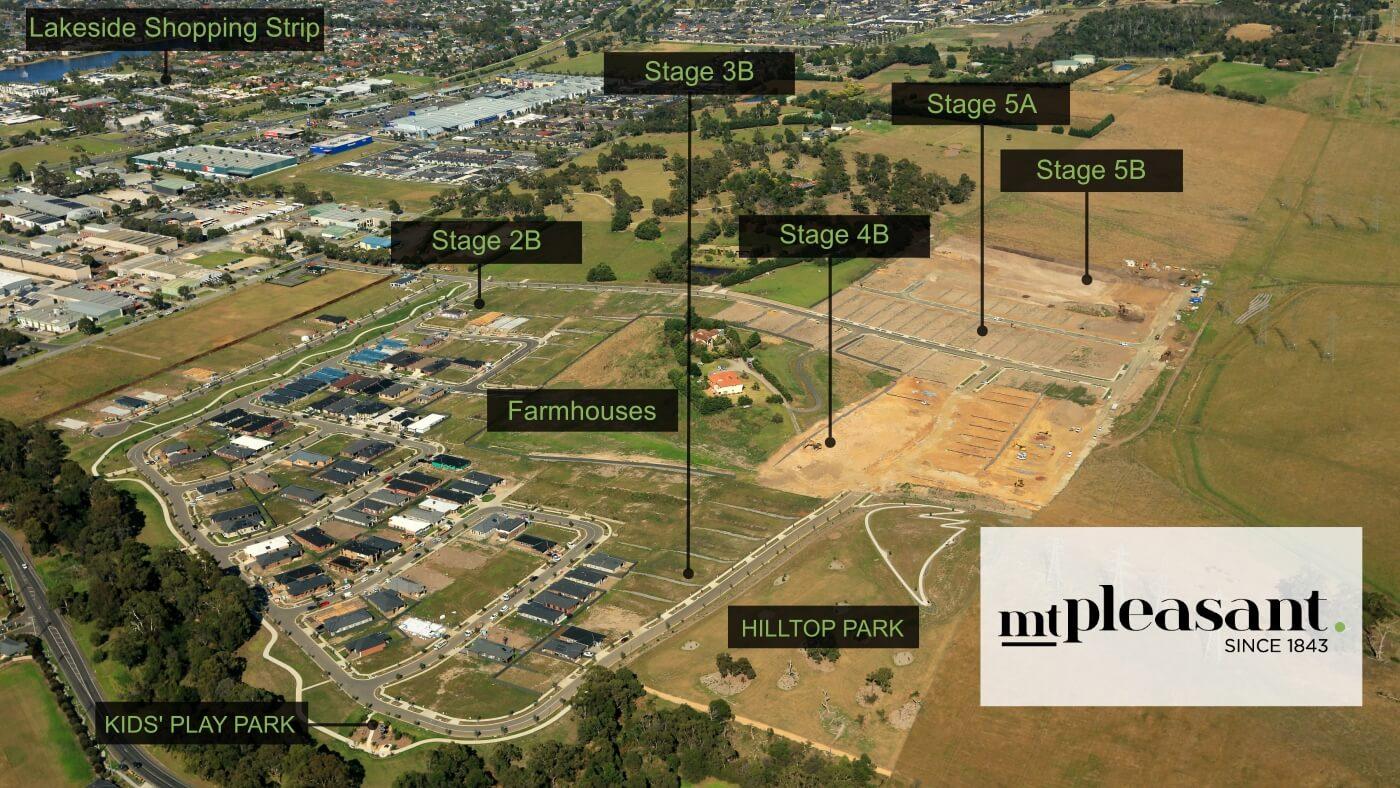 Mt Pleasant Estate Pakenham
